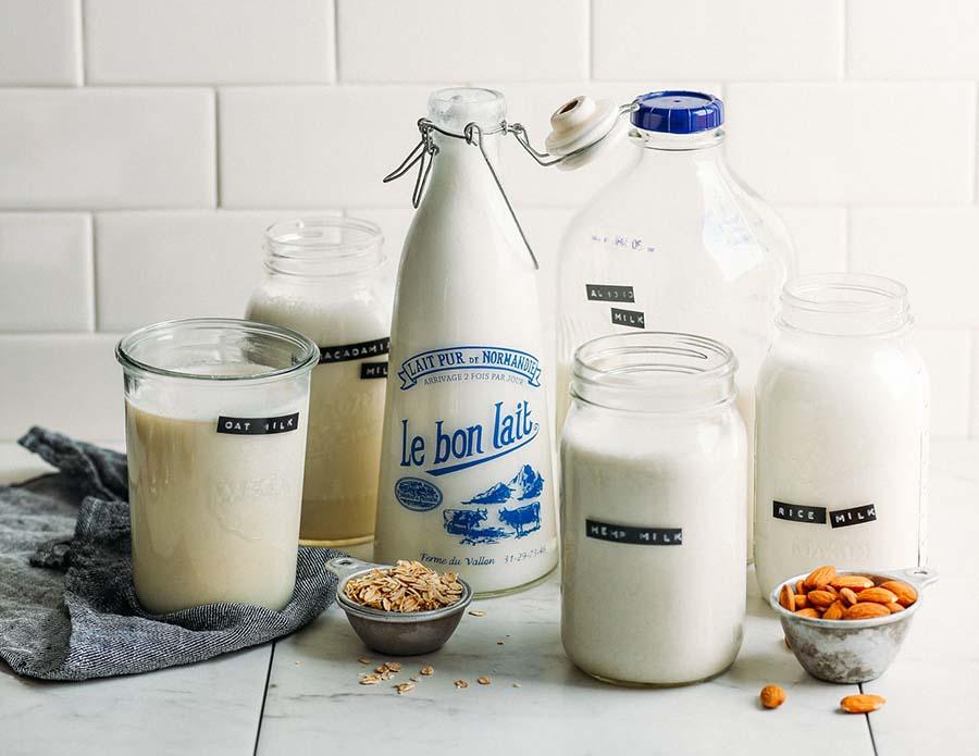 Cách làm sữa hạt mắc ca tại nhà