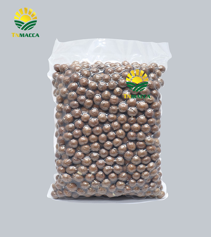 Macca sấy nứt size 19-21 mm Sỉ - 20 Kg